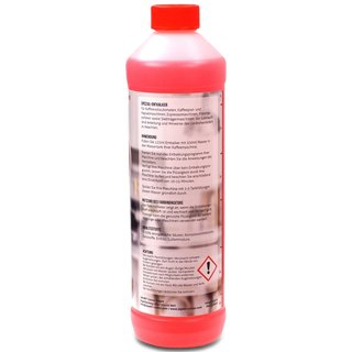 750ml liquid decalcifier with indicator and corrosion protection
